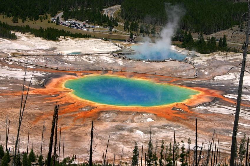 Yellowstone - Wyoming