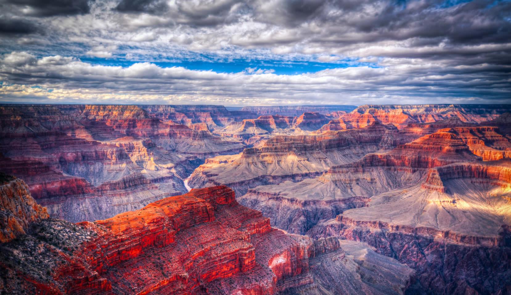 Le Grand Canyon - La 8ème merveille du monde à vos pieds