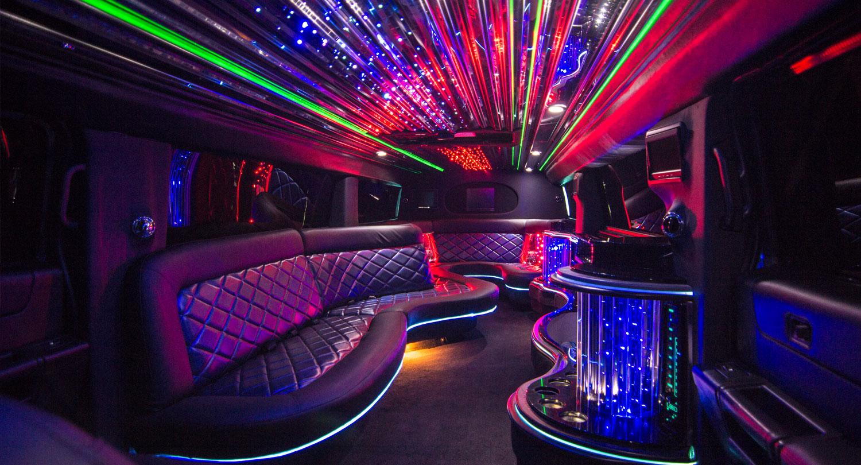 Las Vegas en limousine