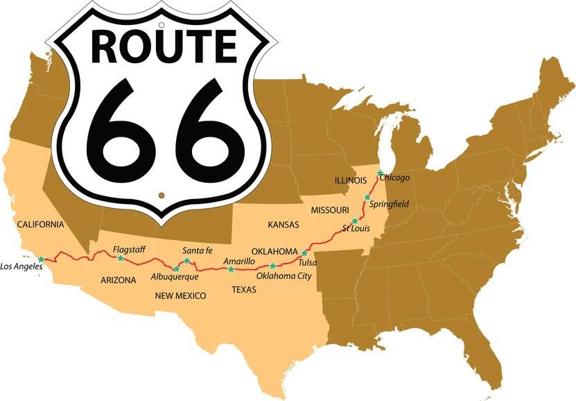 Road 66