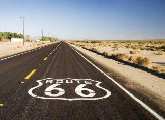 La mythique Route 66
