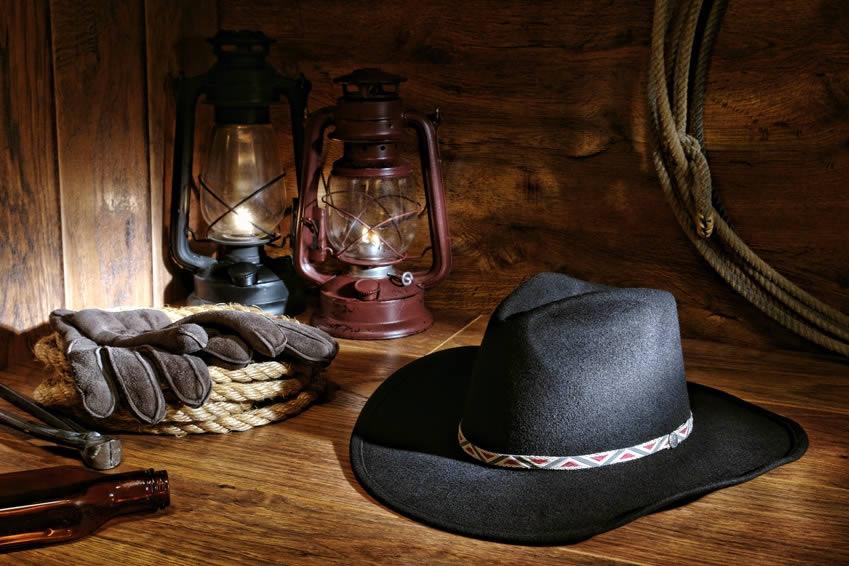 Chapeau de cow boy Stetson