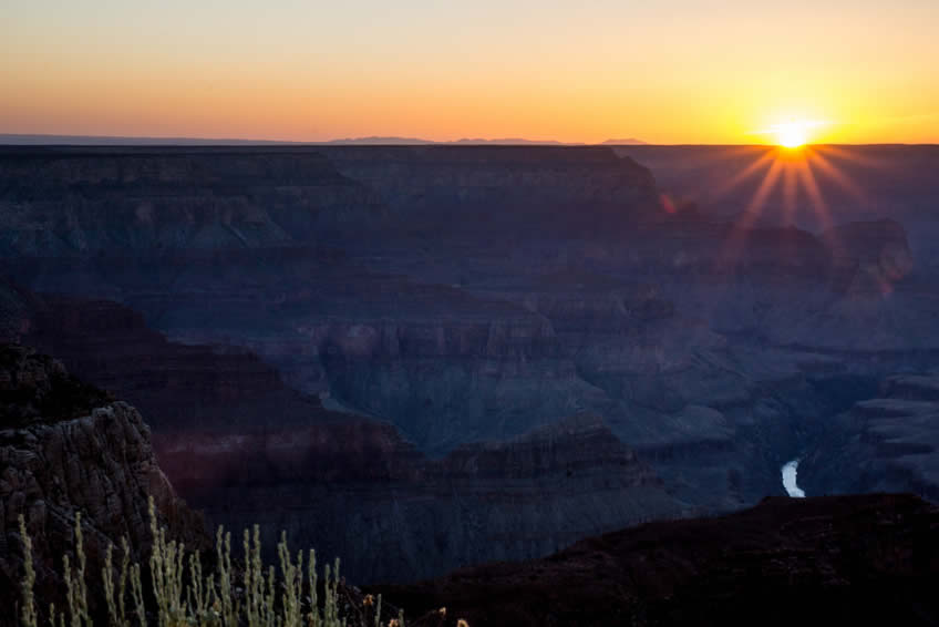 Sunrise Grand Canyon