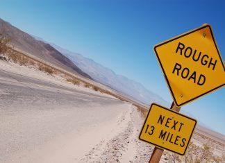 panneaux routiers aux états unis