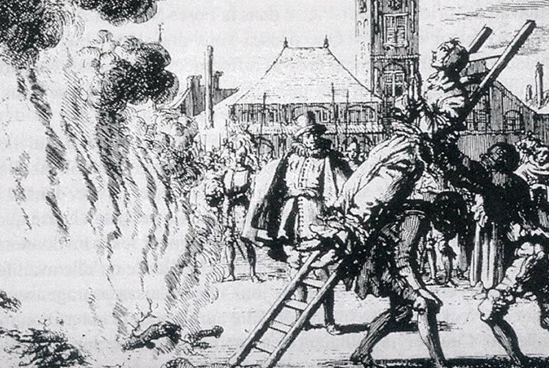 Persécution d' Anabaptistes