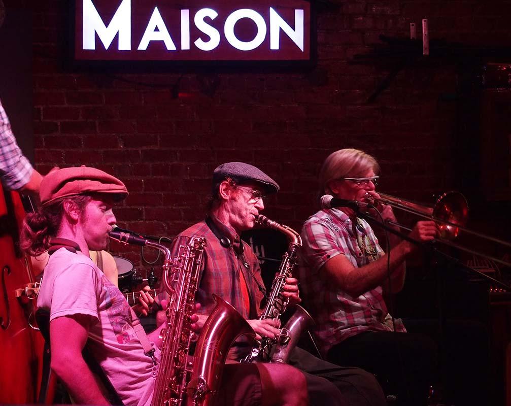 jazzbar Nouvelle-Orléans