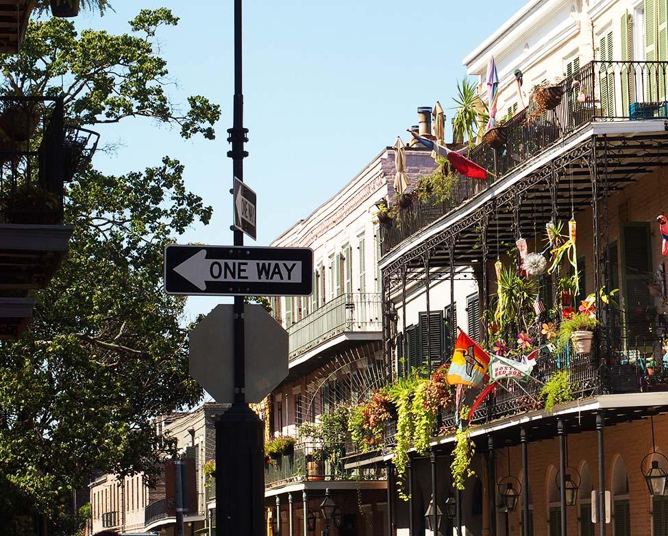rue Nouvelle-Orléans