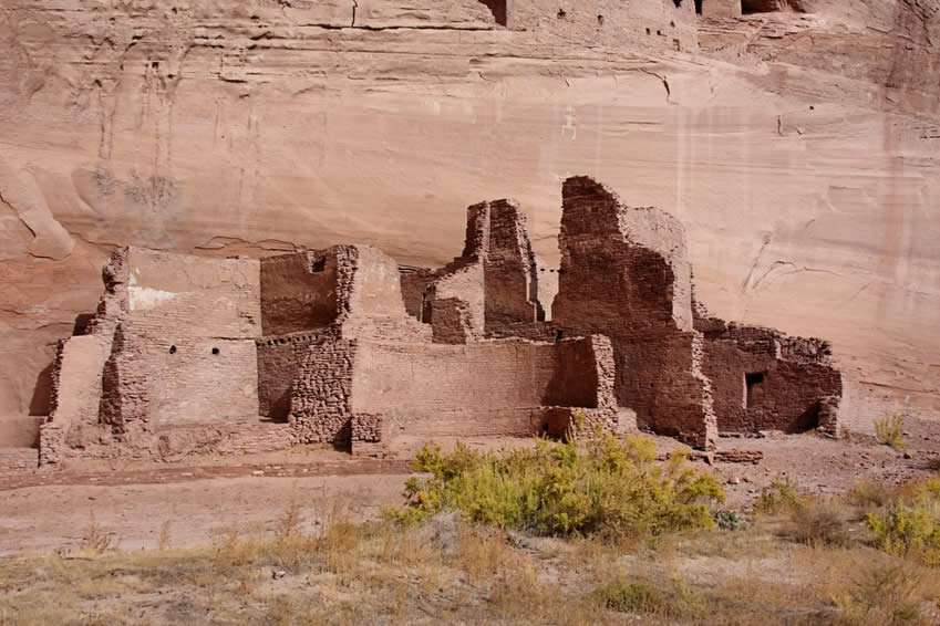 Ruines Canyon de Chelly