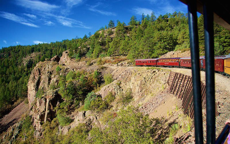 durango railroad colorado