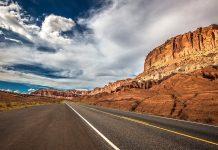 routes panoramiques de l'Utah