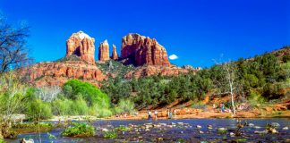 canyons a sedona en arizona