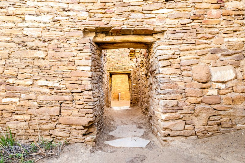 chaco cultural national historical park
