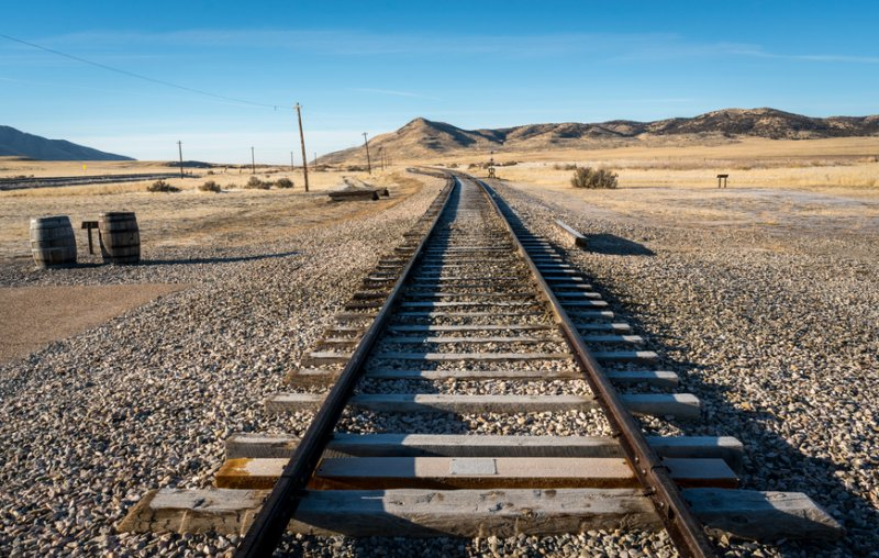 first transcontinental railroad