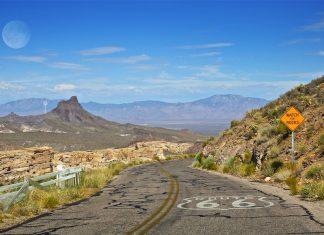 routes panoramiques de l'Arizona