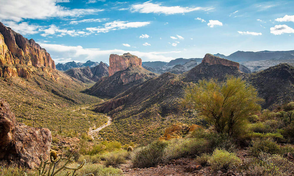 6 routes panoramiques en Arizona