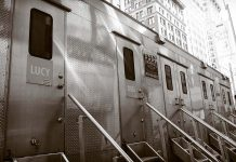tournage à New York
