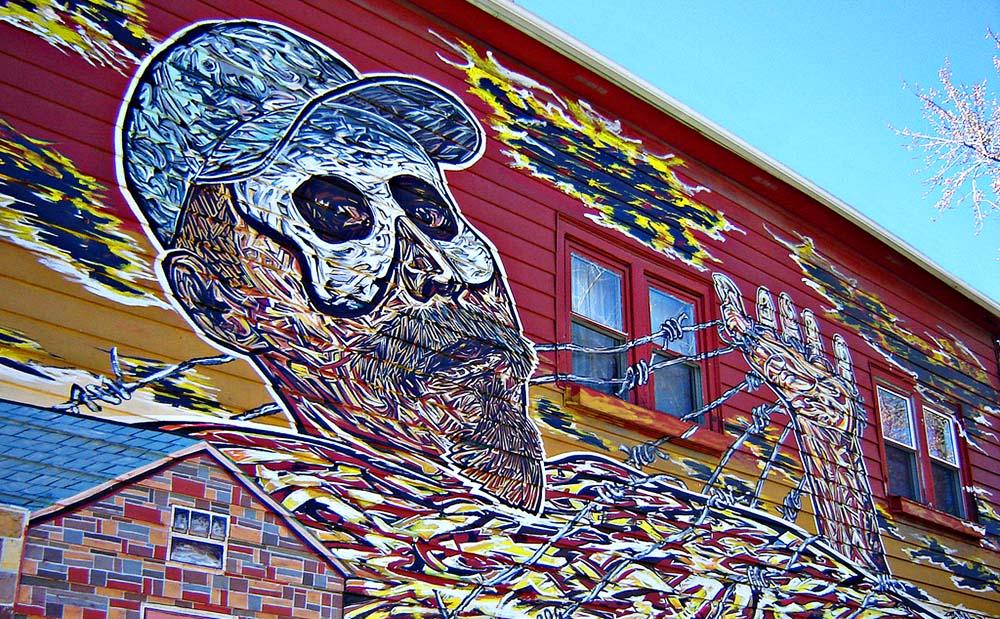 street art à Chicago