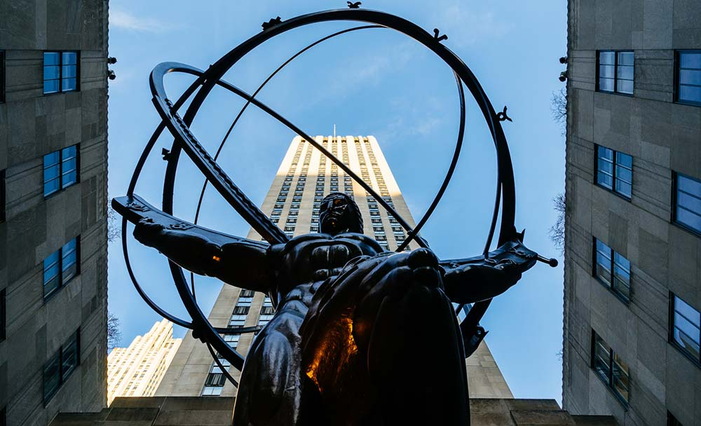 monuments de New York
