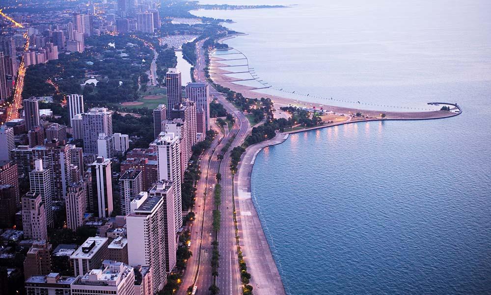 quartiers de Chicago