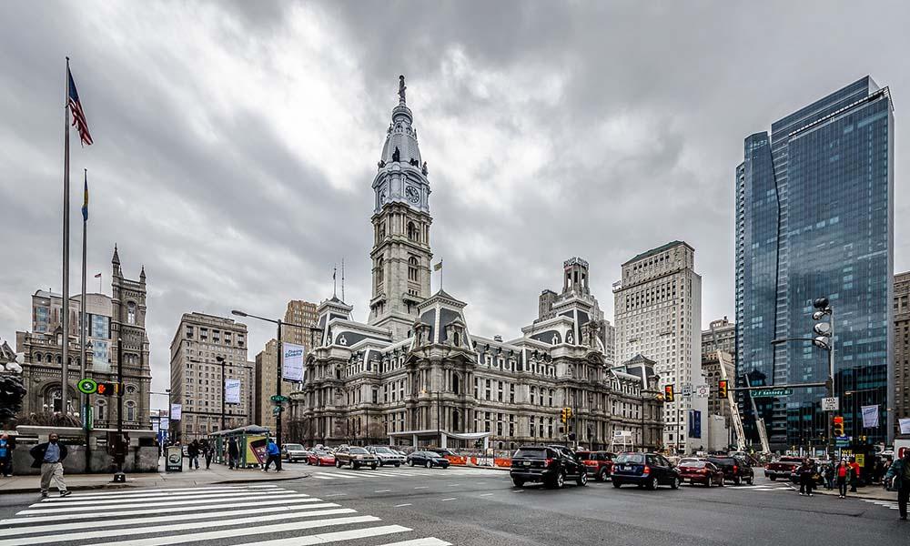 quartiers de Philadelphie
